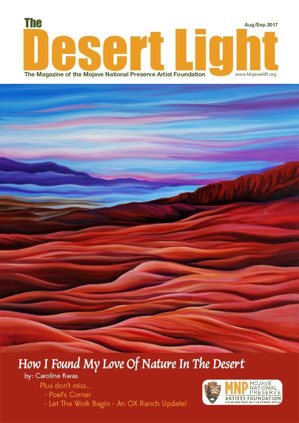 The Desert Light August/September 2017