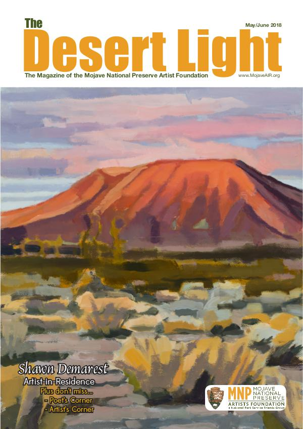 The Desert Light May/June 2018