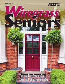 Wiregrass Seniors Magazine March 2017