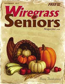 Wiregrass Seniors Magazine November 2017 Issue