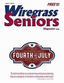 Wiregrass Seniors Magazine July 2018