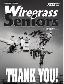 Wiregrass Seniors Magazine November Issue