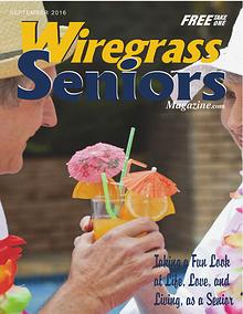 Wiregrass Seniors Magazine September 2016