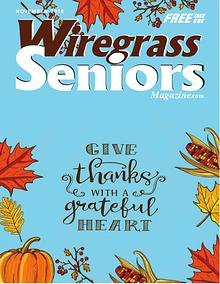 Wiregrass Seniors Magazine November 2016