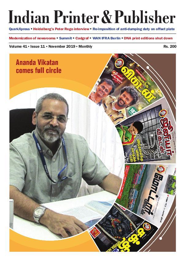 IPP Nov19 Issue IPP November 2019 magazine