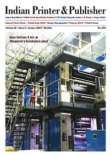 Indian Printer and Publisher - January 2020  -eMagazine