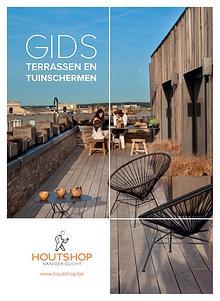 Gids Terrassen & Tuinschermen