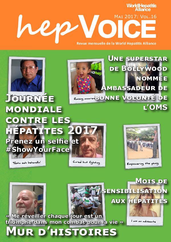 hepVoice (édition française) Vol.16