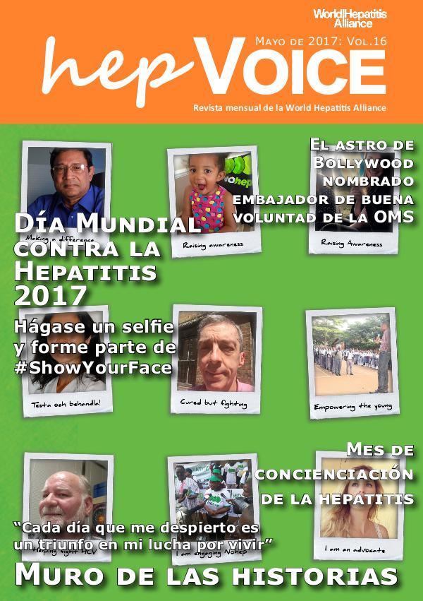 hepVoice (edición española) Vol.16