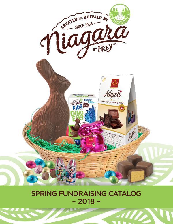 Spring 2018 Niagara Fundraising Catalog SpringFundraisingCatalog_2018_Single