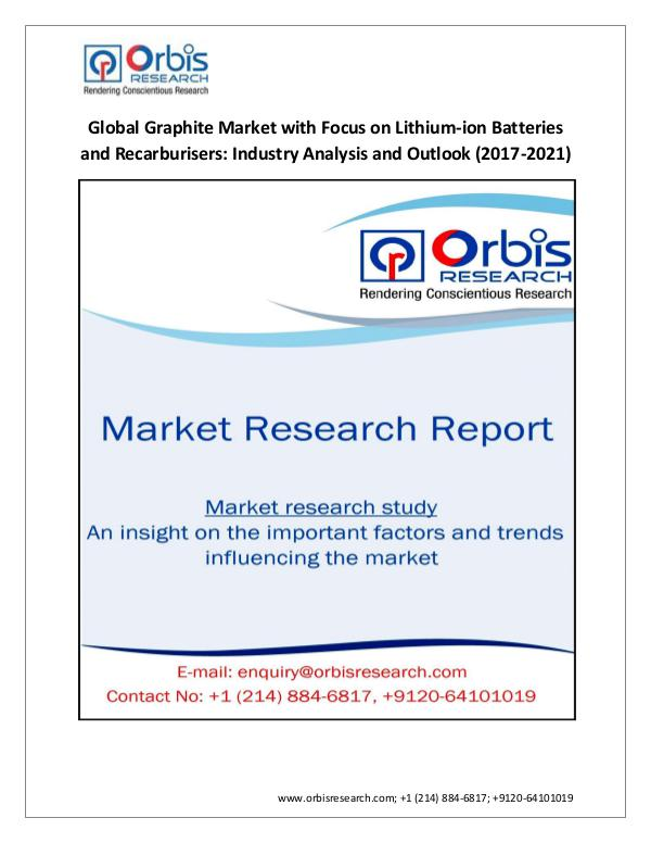 Global  Graphite Market with Focus on Lithium-ion
