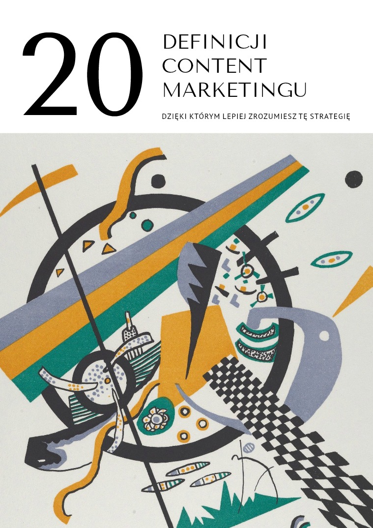 20 definicji content marketingu