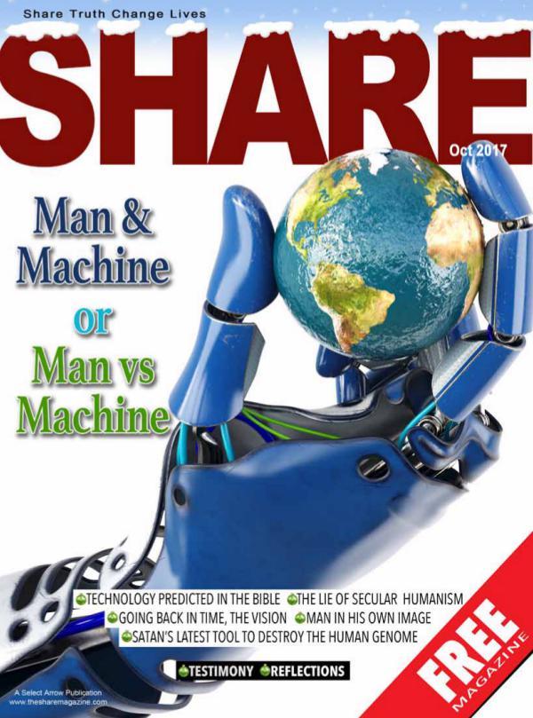 SHARE Magazine October 2017