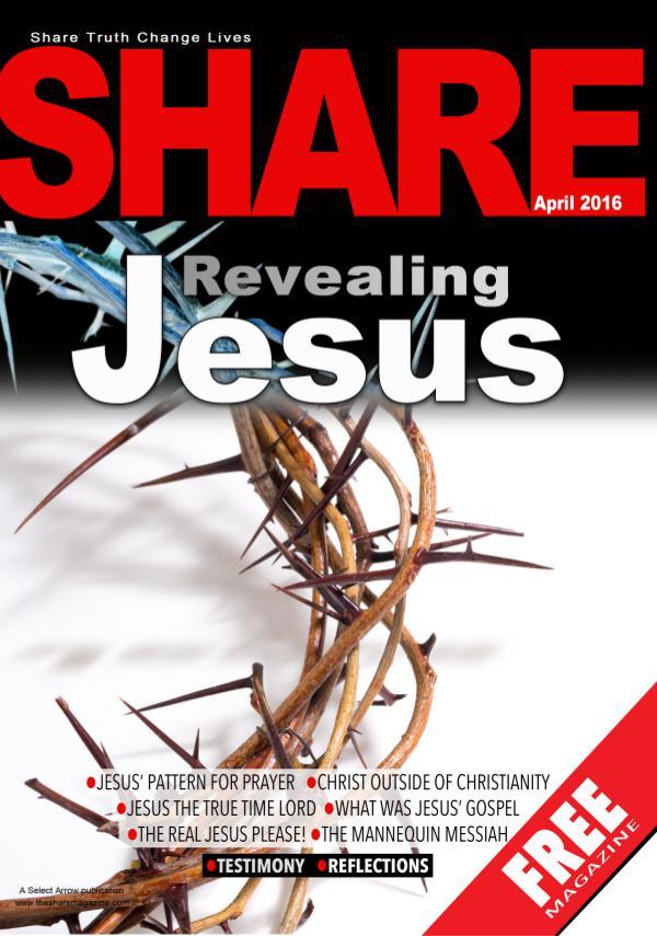 SHARE Magazine April 2016