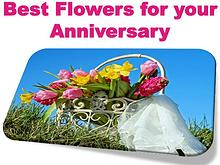 Best Flowers for your Anniversary