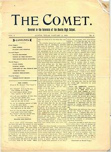 The Comet 1897