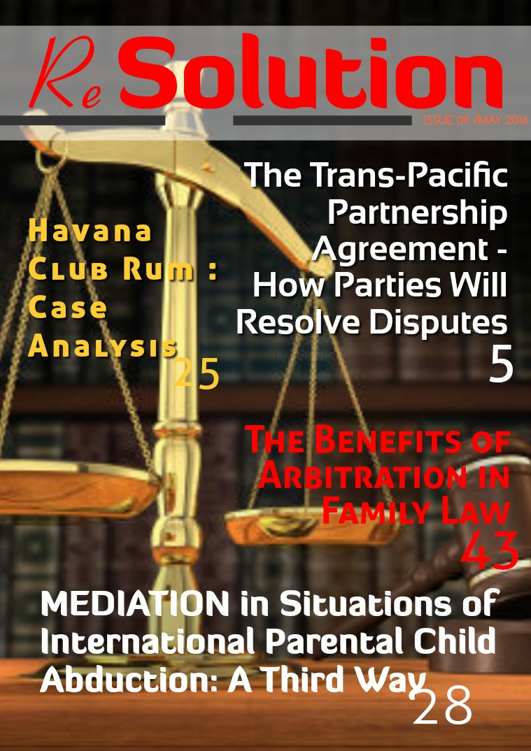 ReSolution Issue 9 May 2016