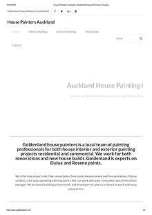 House Painters多乐士油漆 | Dulux  多乐士内外墙油漆;多乐士油漆多用于内墙和木制外墙;新西兰本地多乐士油漆专门为本地