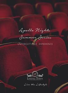 Apollo Nights | Summer Series
