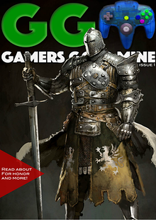 "Gamer's Gold Mine - ""For Honor!"" - March 2016"