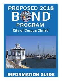Proposed City Bond 2018