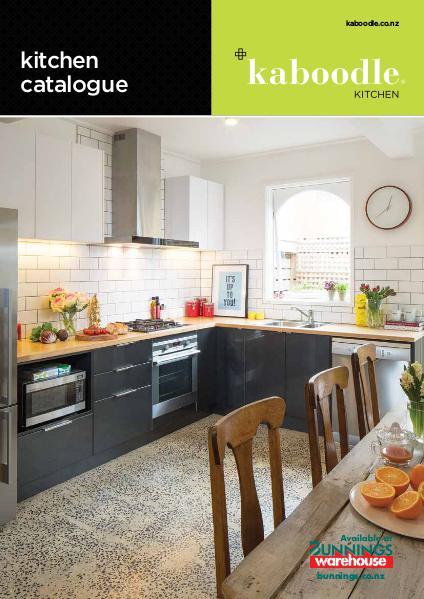 kaboodle kitchen New Zealand 2016