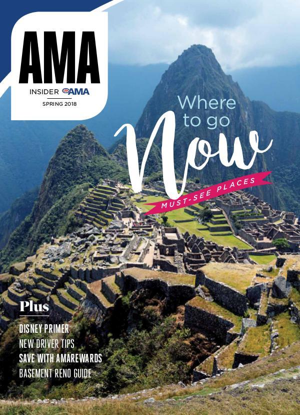 AMA Insider Spring 2018 / Over 55