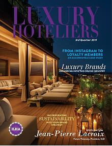 Luxury Hoteliers Magazine