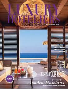 Luxury Hoteliers Magazine