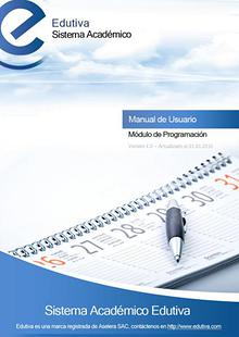 Manual de Programación