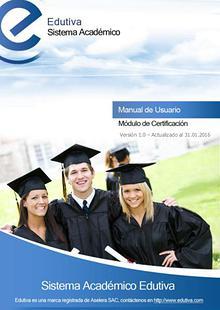 Manual de Certificación