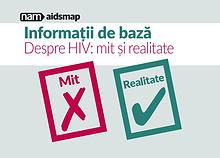 Despre HIV, mit şi realitate