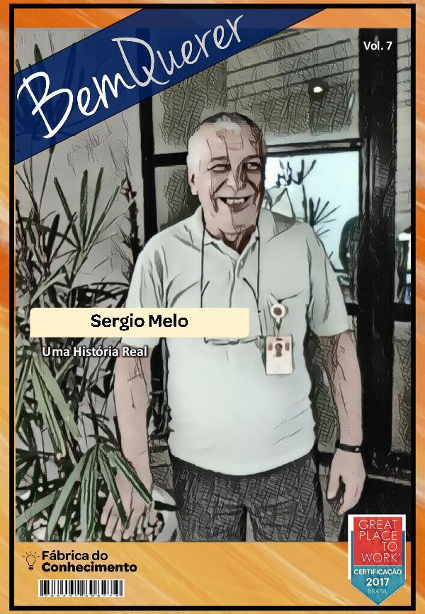 Graphic Novel Sérgio V3 SERGIO V3