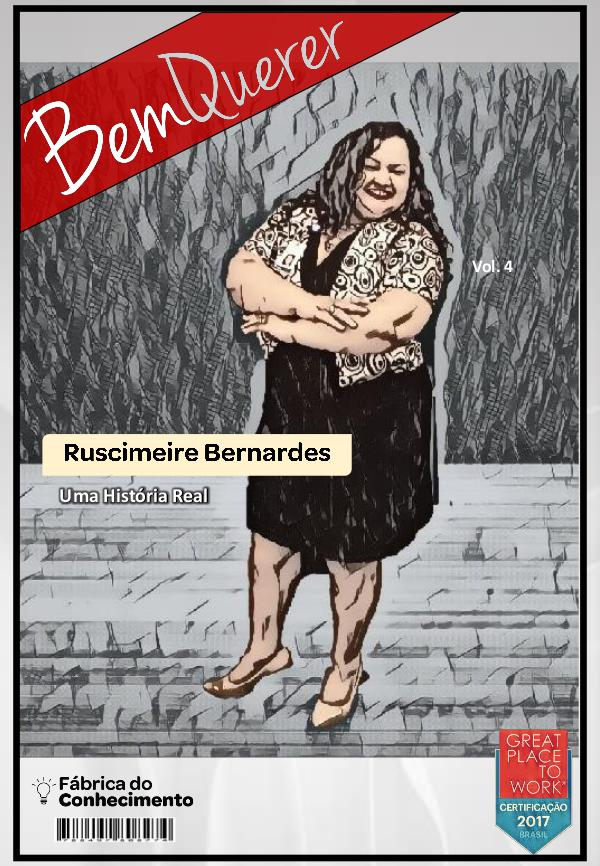 Graphic Novel Ruscimeire Bernardes V3 RUSCIMEIRE GRAPHIC NOVEL - V3