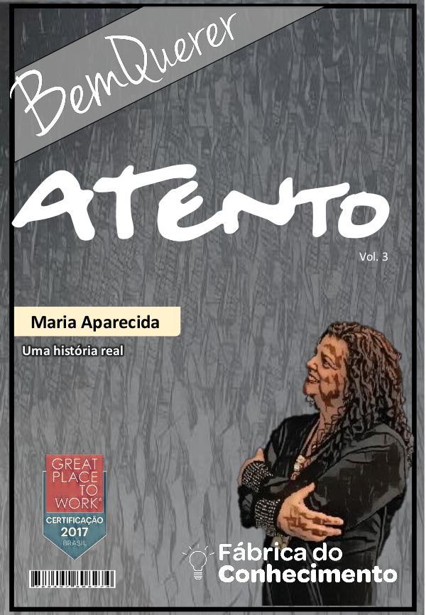 Graphic Novel - Maria Aparecida Duarte   Volume 3 Graphic Novel Maria