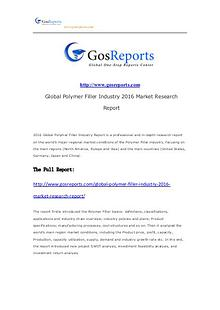Global Polymer Filler Industry 2016 Market Research Report