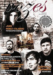 Revista Vozes.