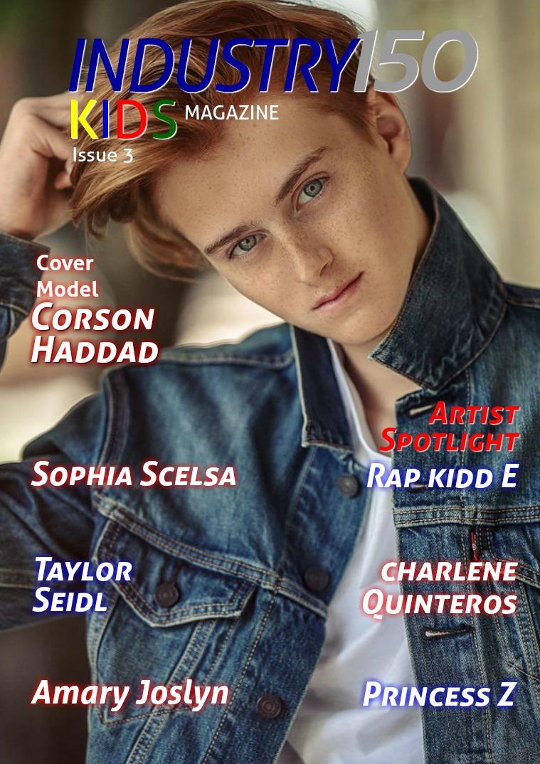 Industry150 Kids Magazine Issue 3