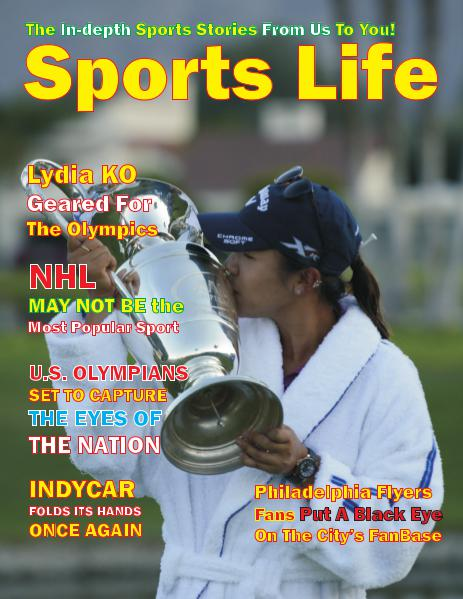 Sports Life Magazine Volume 2 Volume 3 May 2016