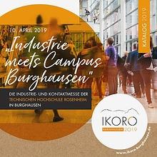 IKORO Burghausen Messekatalog