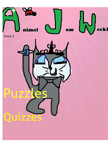 Animal jam Weekly