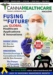 CANNAHealthcare Magazine