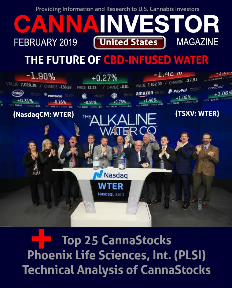 U.S. Publicly Traded February 2019
