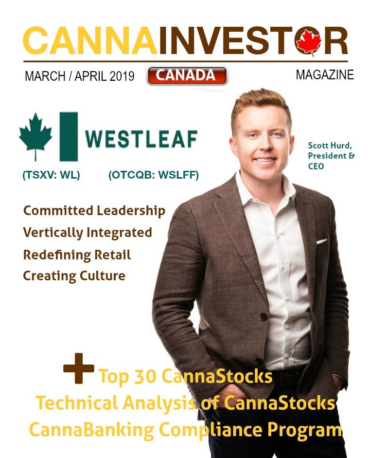 Canada March / April 2019