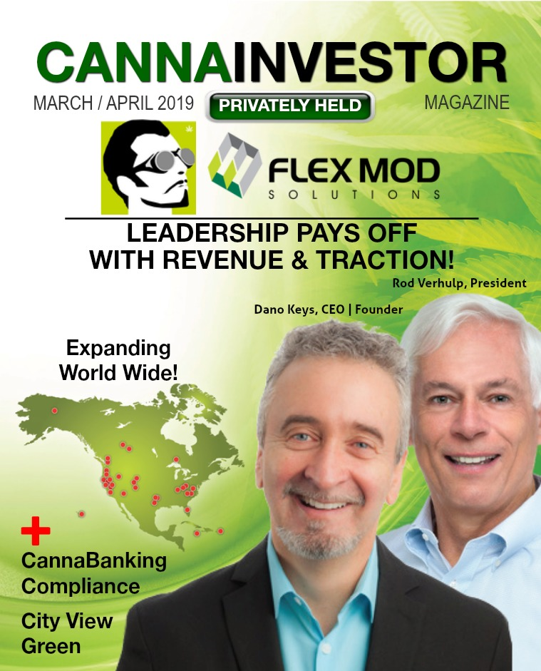 CANNAINVESTOR Magazine U.S. Privately Held March / April 2019