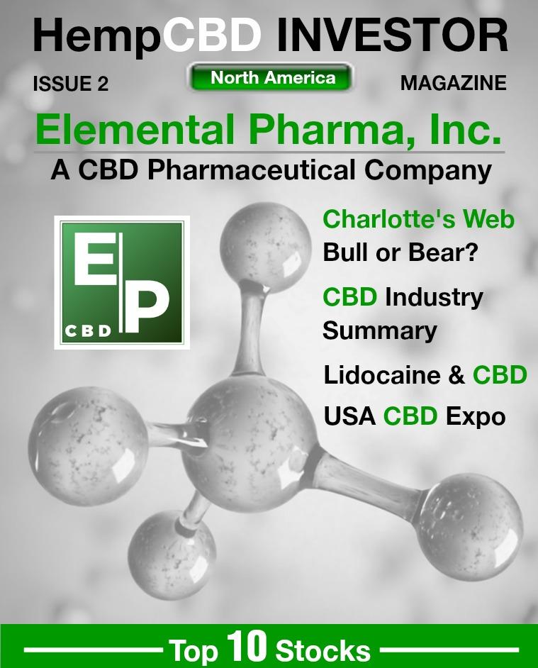 HempCBD Investor Magazine Issue 2 - February 2020