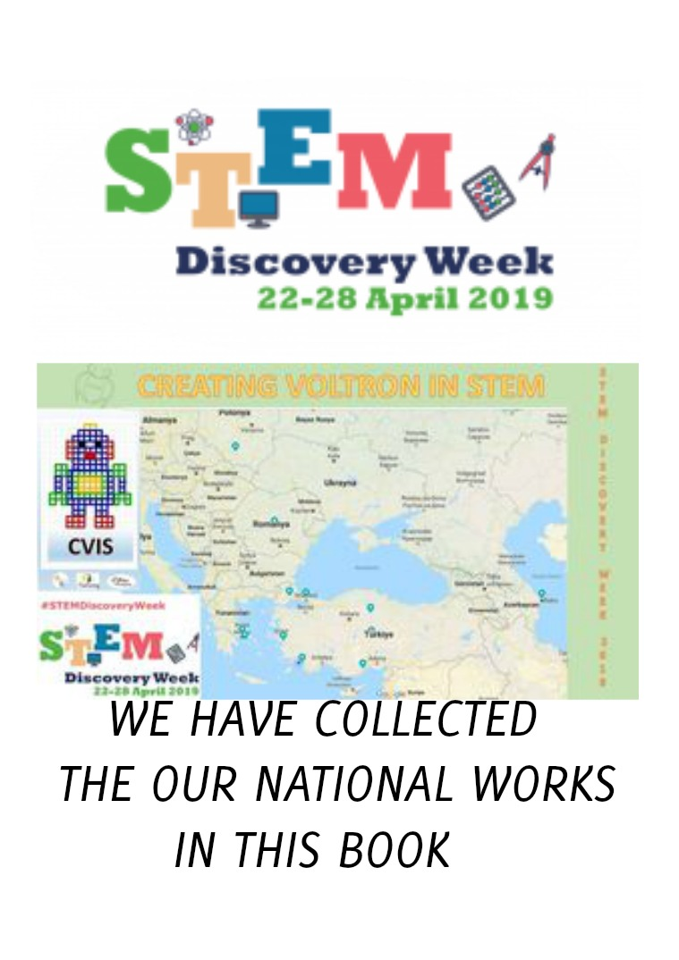 STEM Discovery Week 2019 for VOLTRONS THE OUR ACTIVITIES OF STEM DISCOVERY WEEK 2019