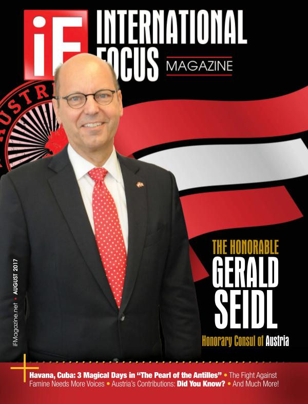 International Focus Magazine Vol. 2, #8