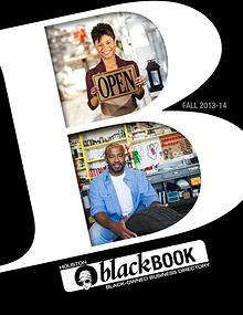 Houston Black Book African-American Business Directory