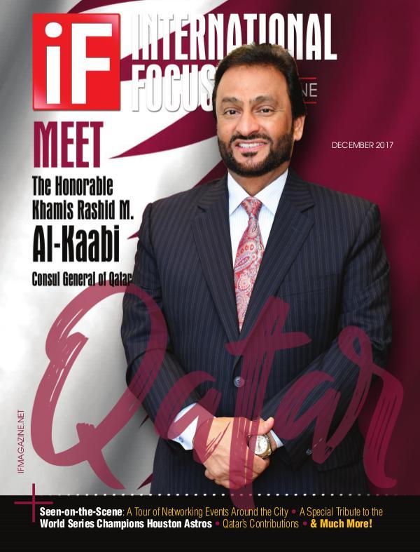 International Focus Magazine Vol. 2, #11
